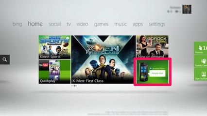 Screenshot dashboard ads